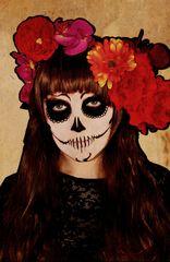 sugar skull Mira