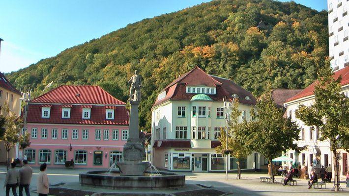 Suhler Herbst - Stadtrundgang