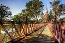 Sukhothai Ancient City von Silke V