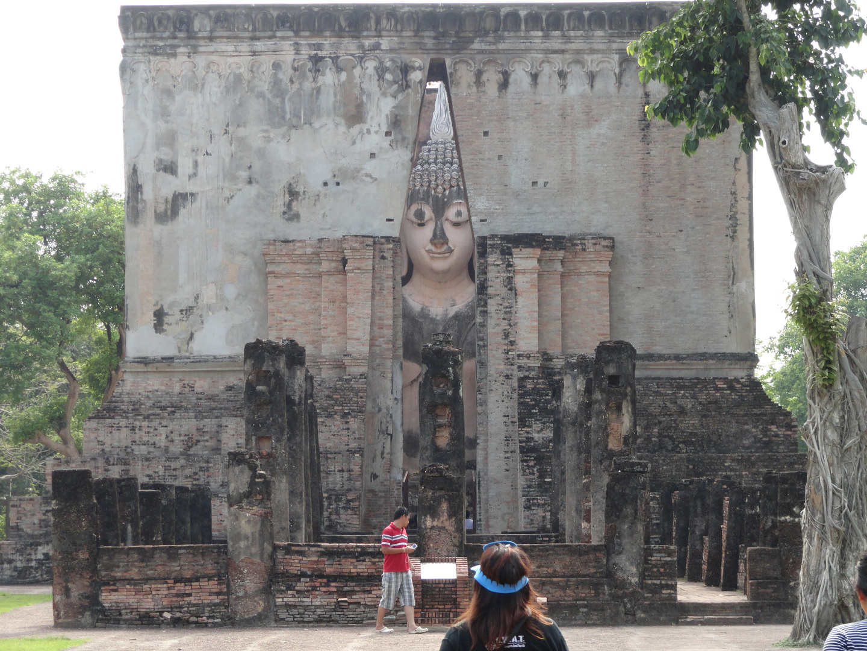 Sukhothai Wat Si Chum 1
