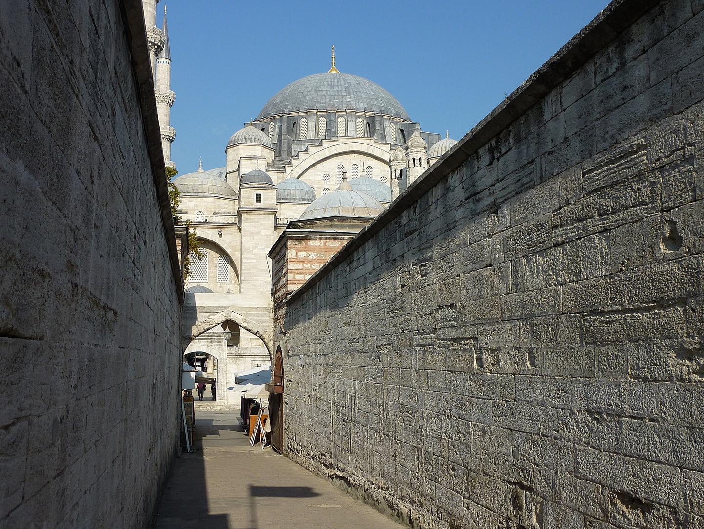 * SULEYMANIYE CAMII * Mezquita de Solimán el Magnífico