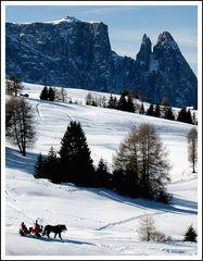 Sull'Alpe..
