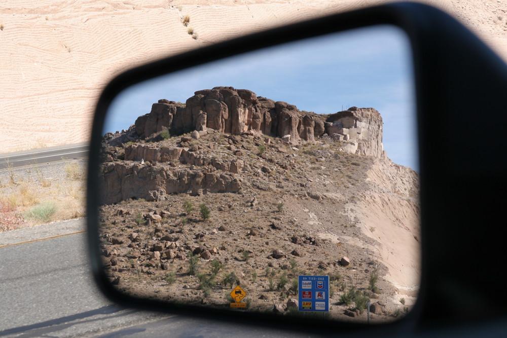 sulle strade dell'Arizona