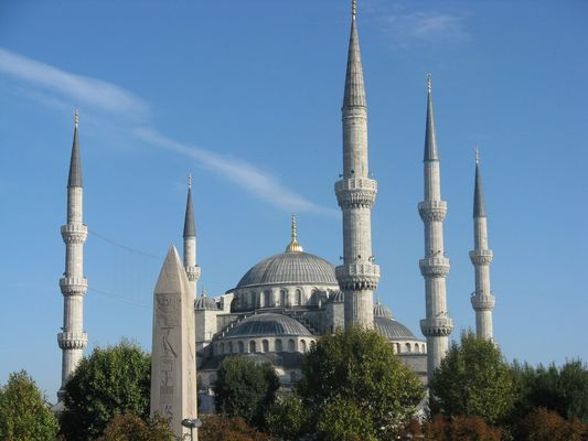 Sultan Ahmed (Blue Mosque)