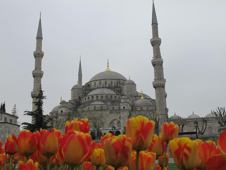 Sultan-Ahmed-Moschee / Blaue Moschee