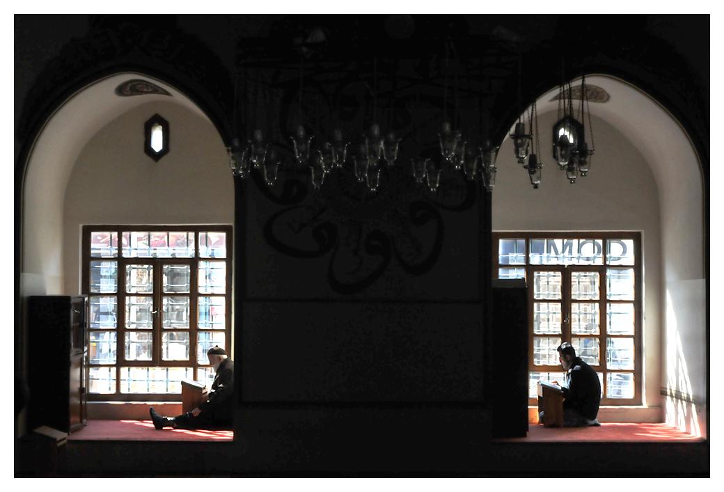 Sultan Ahmed Moschee - Blaue Moschee - Istambul