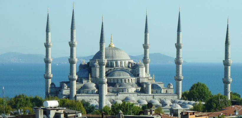 Sultan-Ahmet-Camii/Sultan-Ahmed-Moschee