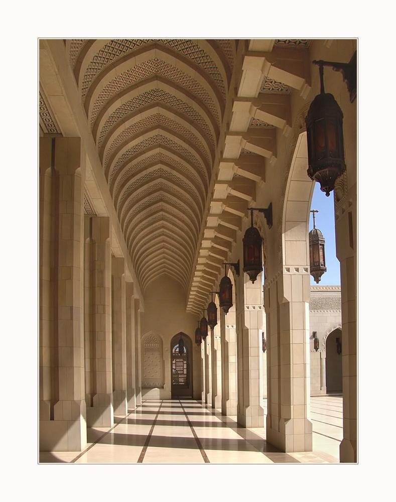 Sultan Qabus Moschee 3
