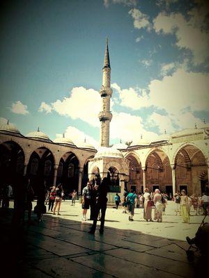Sultanahmet Minaresi