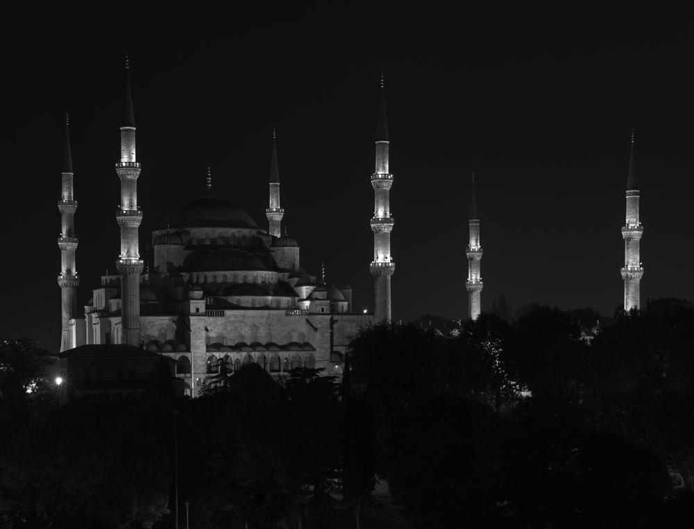 Sultanahmet Moschee / Camii