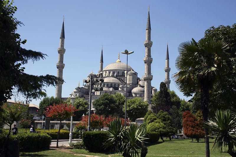 Sultanahmet Moschee Istanbul