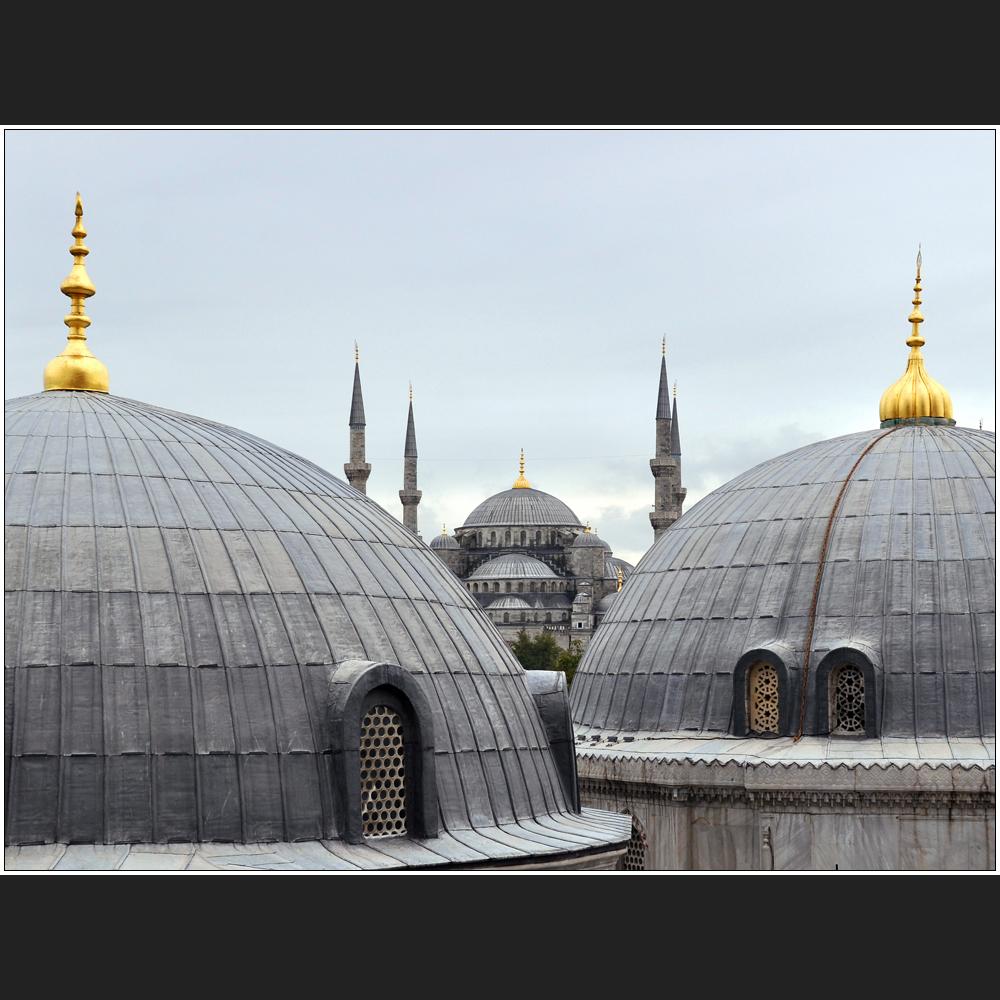 Sultans-Kuppeln