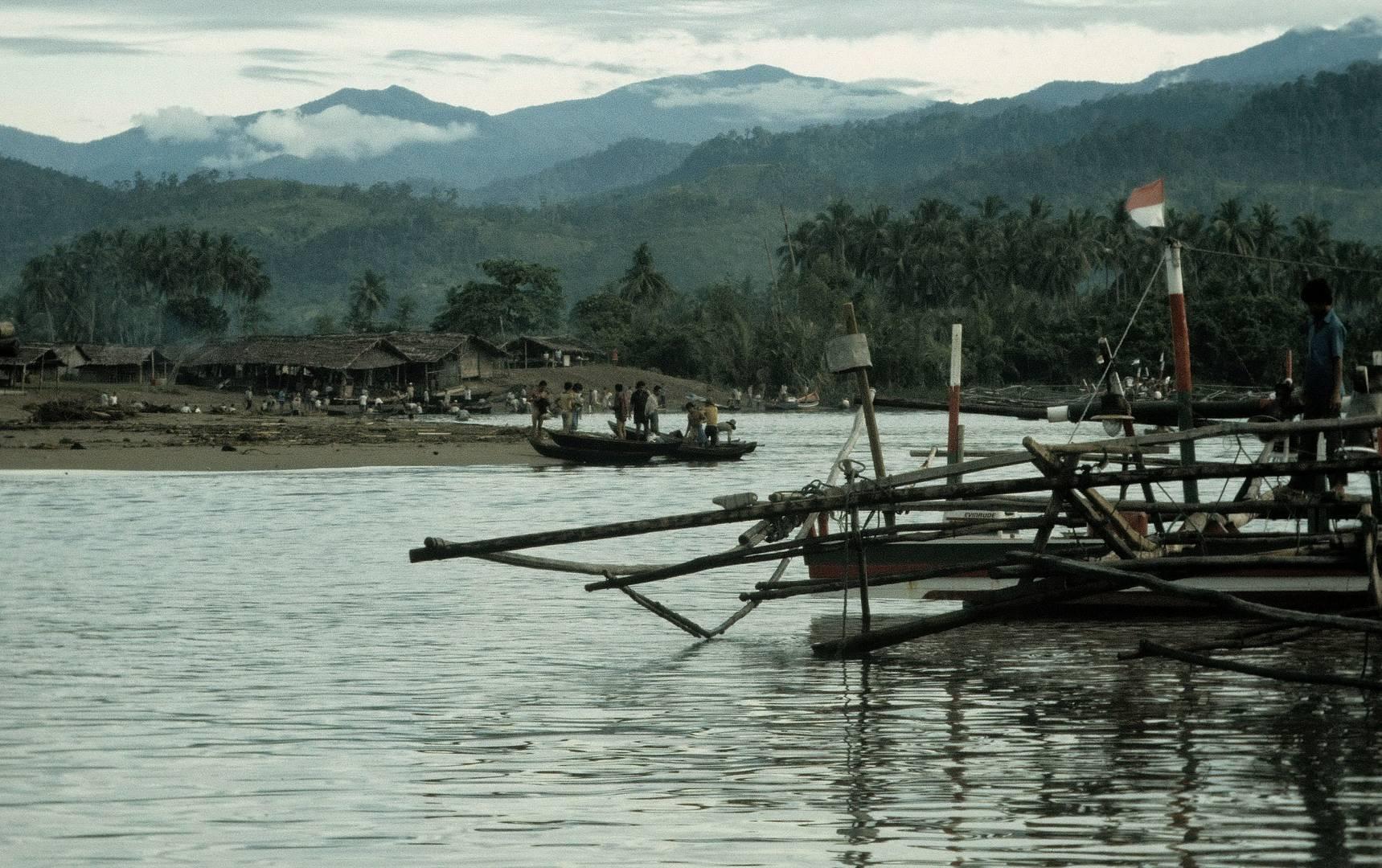 Sumatra Westküste 1984