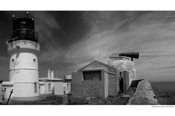 Sumburgh Head Lighthouse, Shetlands