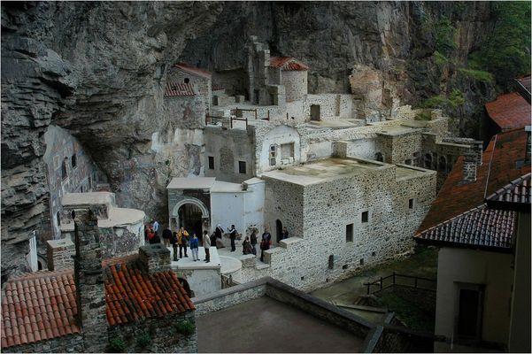 SUMELA Monastery ,1