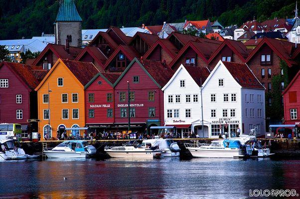 Summer Bergen