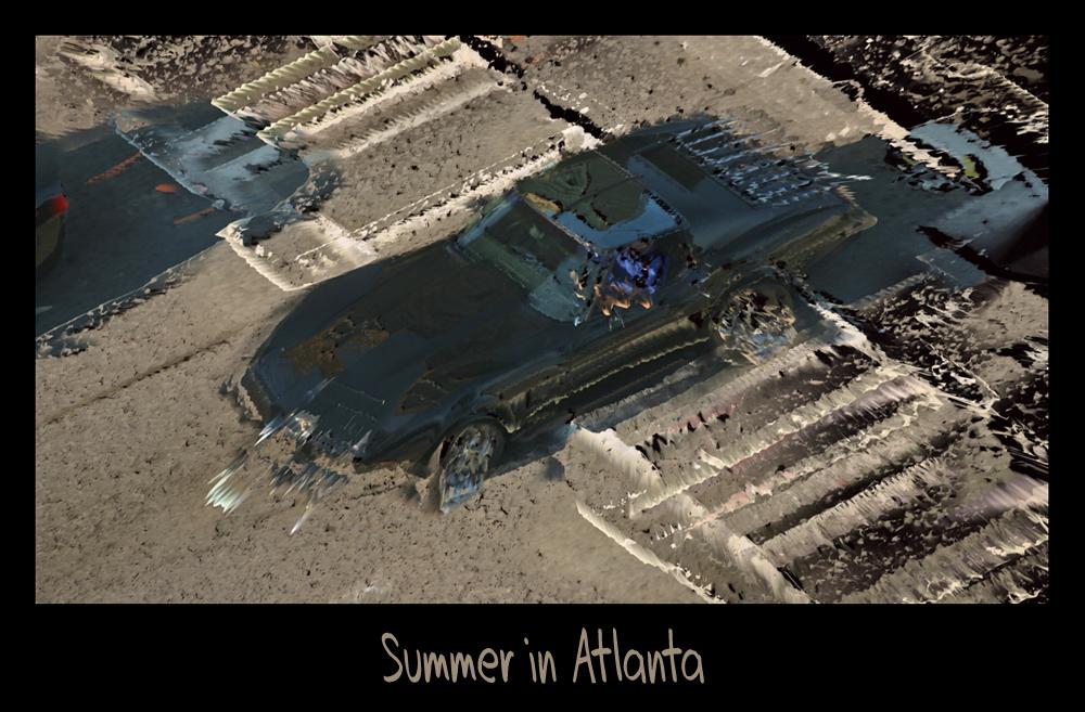 Summer in Atlanta