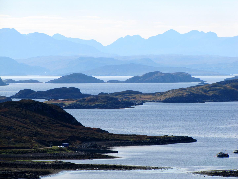 Summer Isles Schottland