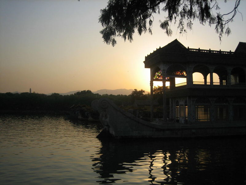 Summer Palace - Sunset