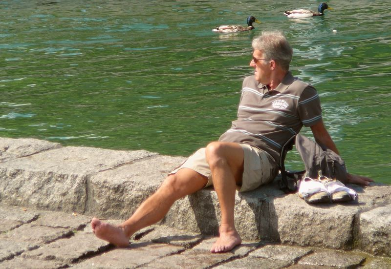 Summer time's pleasures II, Konstance, 2007