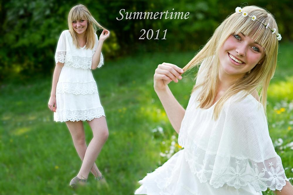 Summertime ....