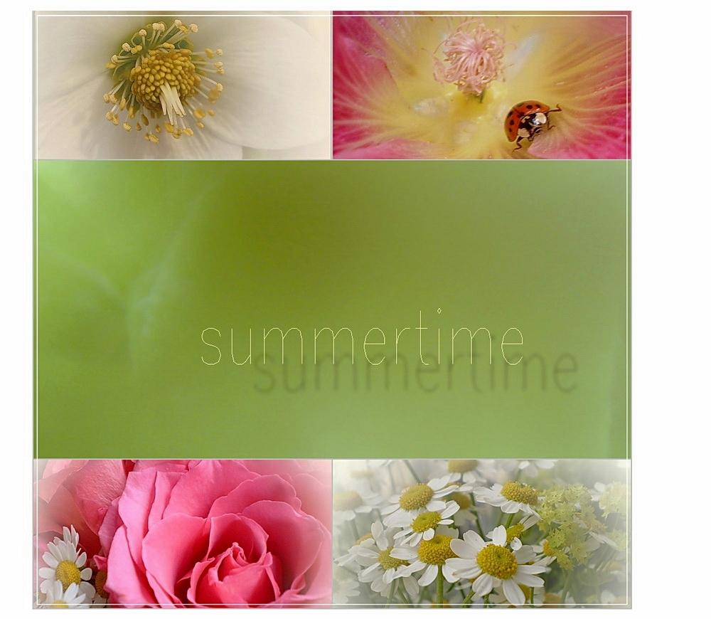 ° summertime °