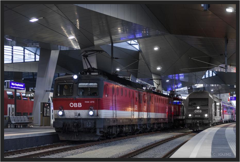 Sumsi am Hauptbahnhof