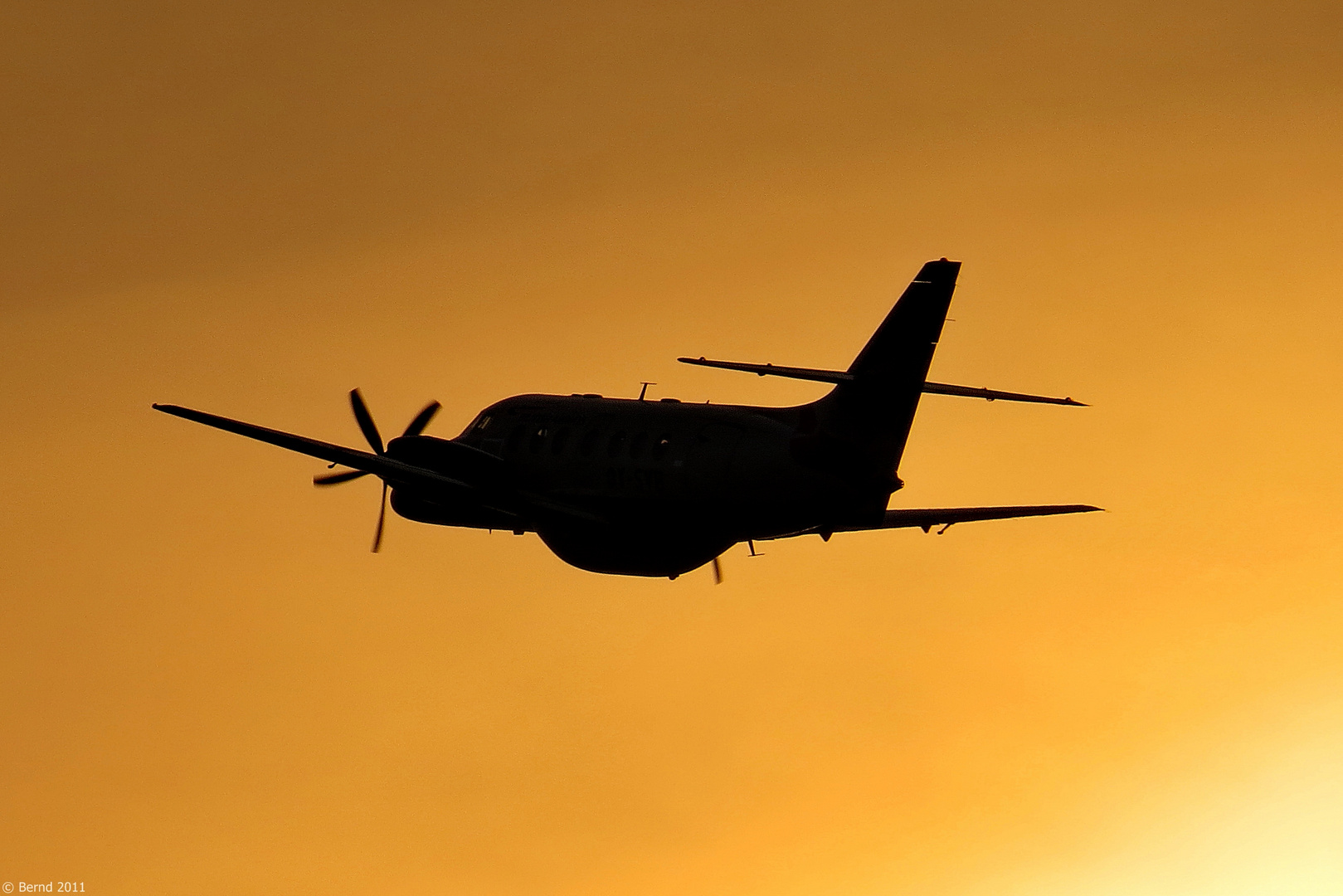 Sun-Air of Scandinavia - British Aerospace Jetstream 32, OY-SVB