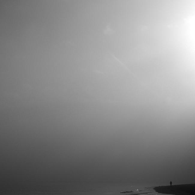 ...sun and fog...