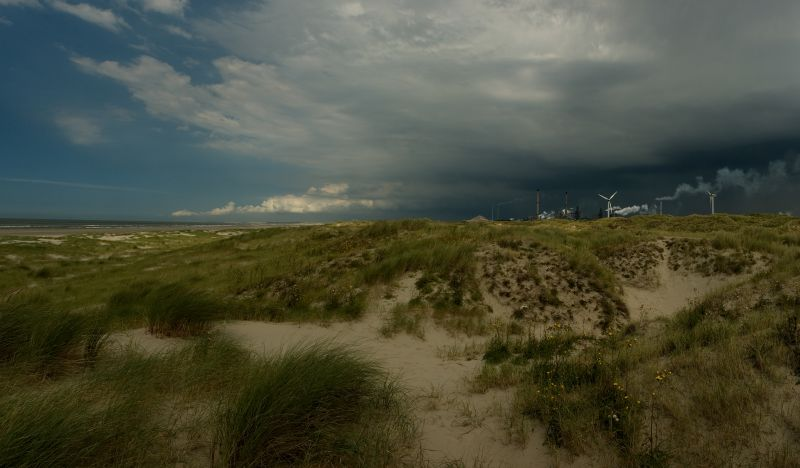 Sun and Storm