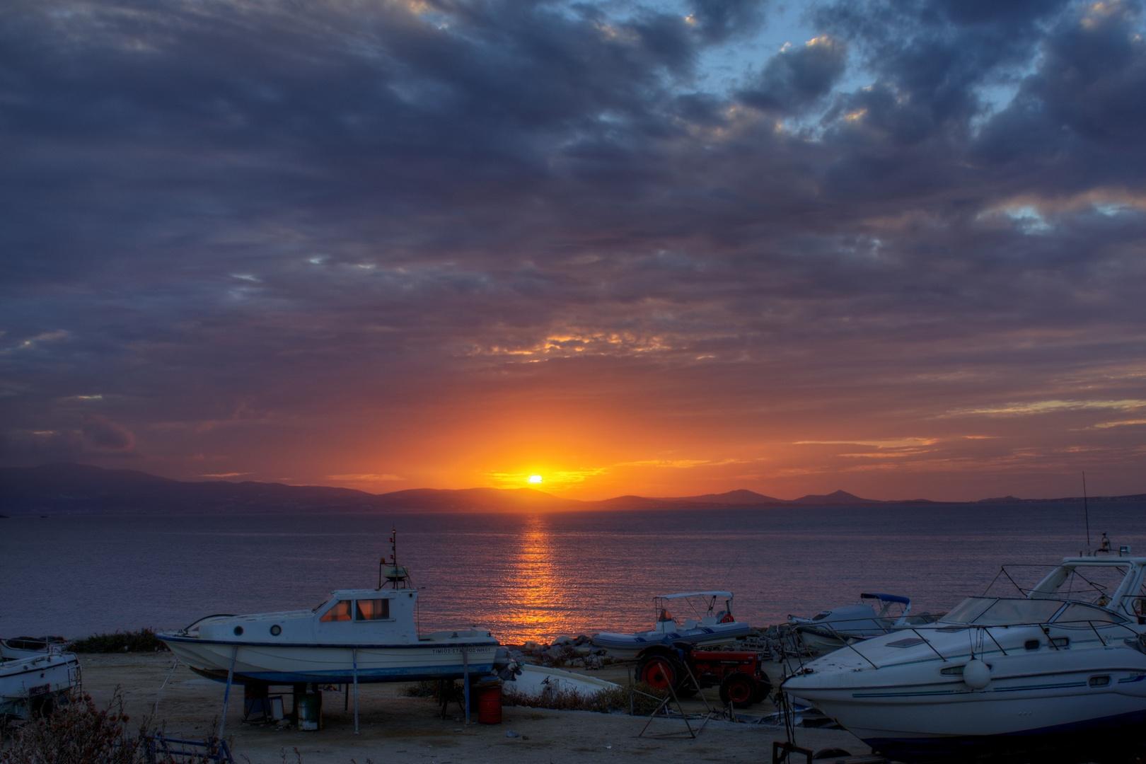 sun boats