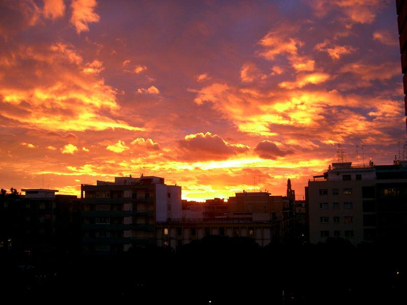 Sun fire