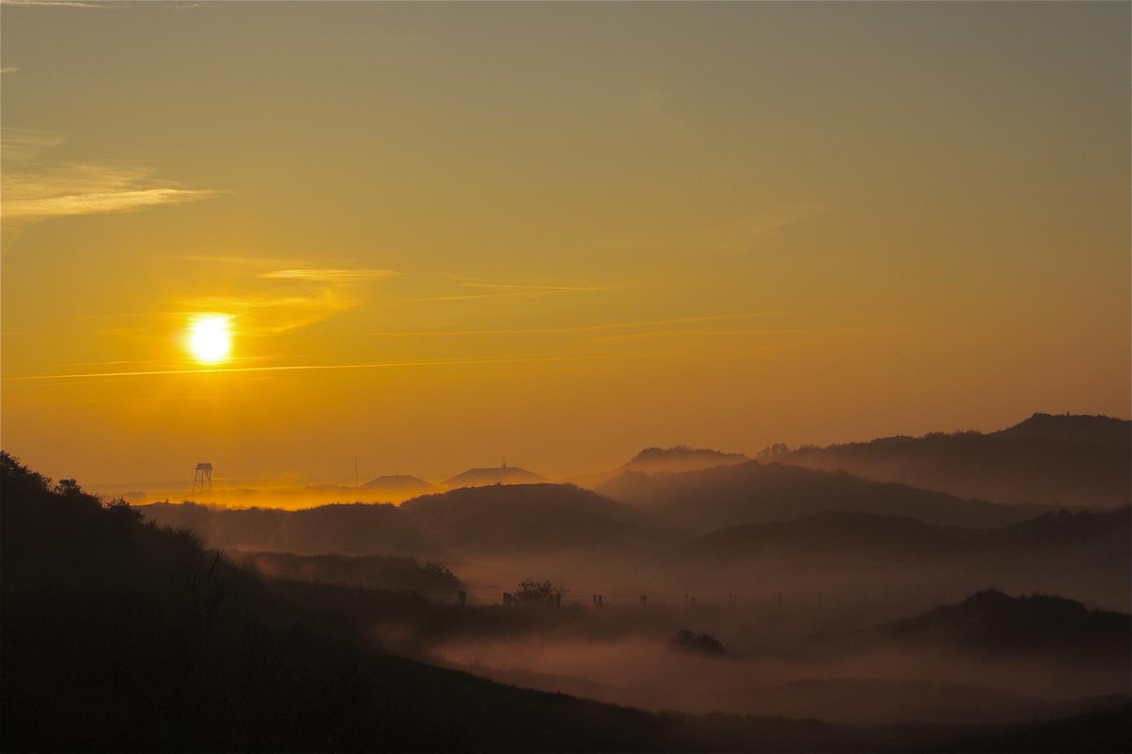 sun & fog