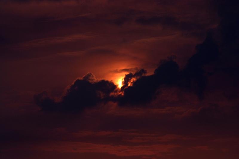 Sun in the sky (edited)