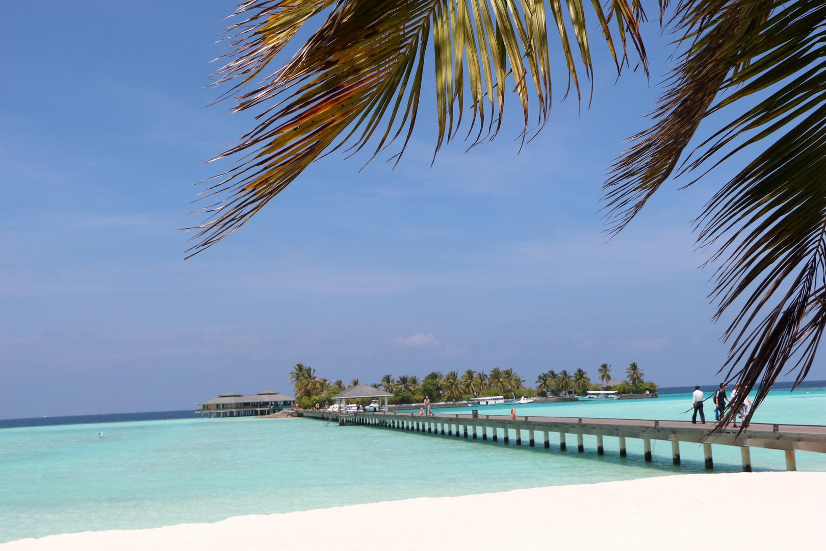 sun Island. Maldives