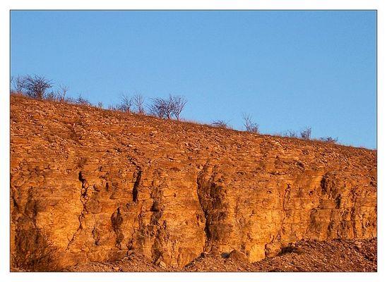 Sun On the Rocks II