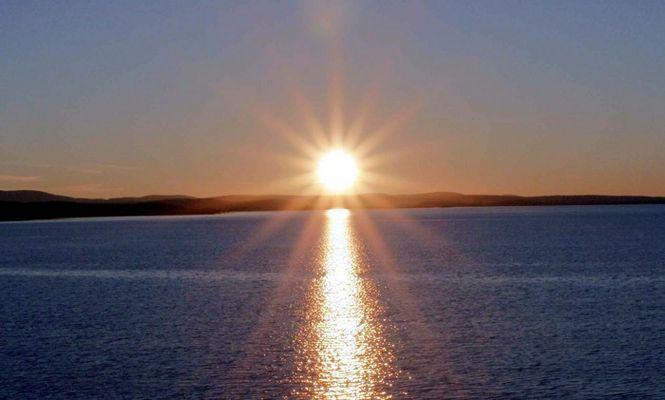 Sun Setting, the sequel