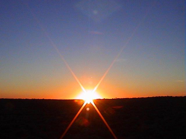 sun under