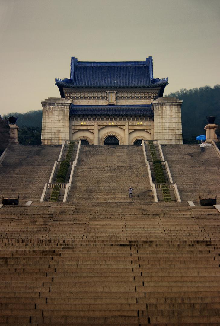 Sun Yat-sen Mausoleum (2)