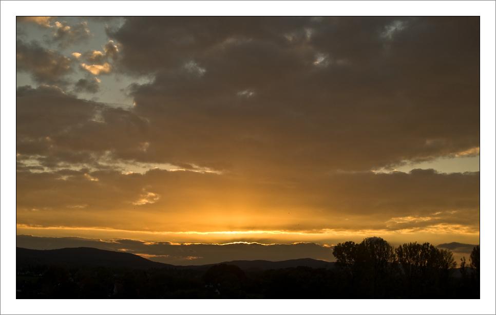 Sundown .....