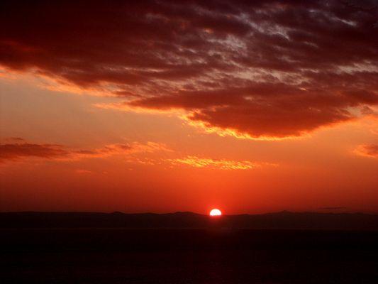 Sundown!