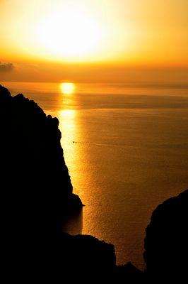 SUNDOWN am Cap Formentor Mallorca