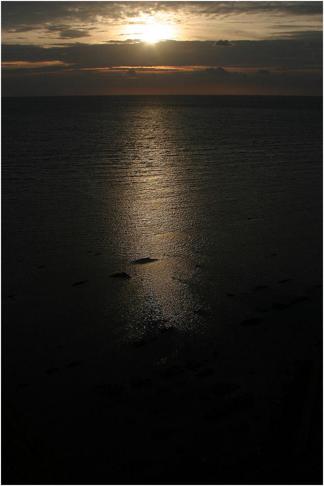 Sundown auf Hallunder......