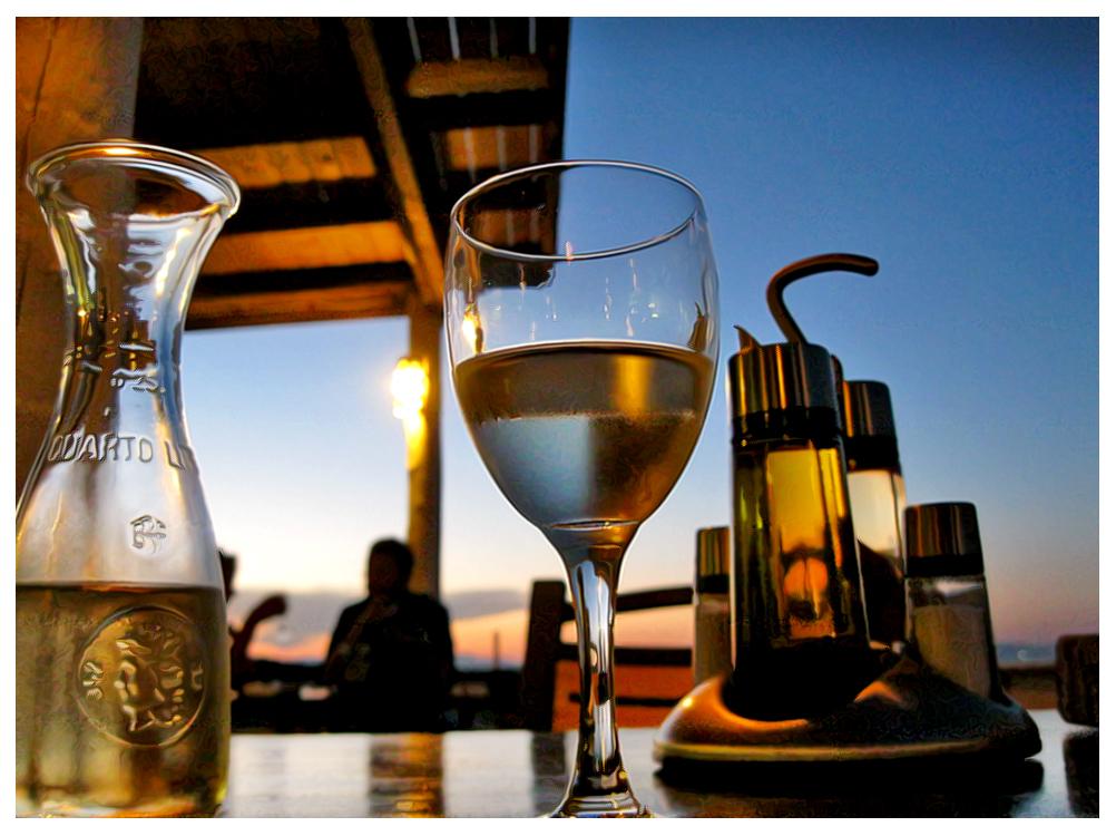 Sundown bei Sa Roqueta...