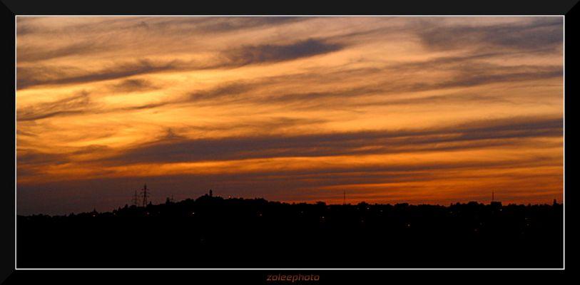 Sundown @ Budapest