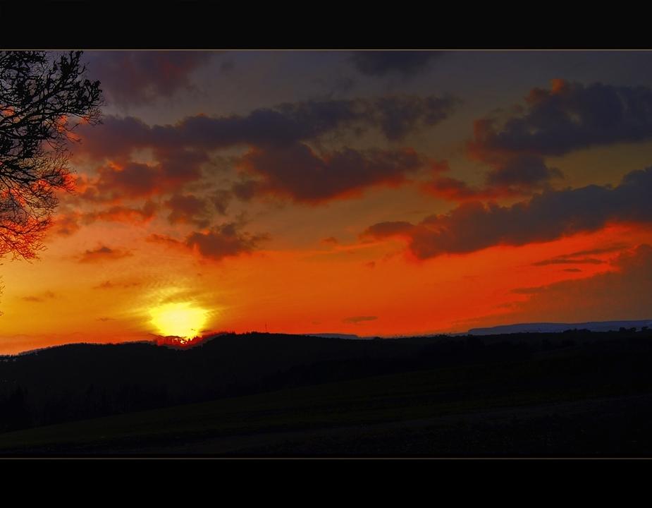 sundown*