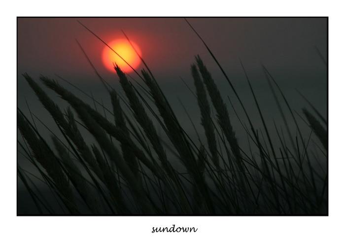 sundown - der zweite Versuch