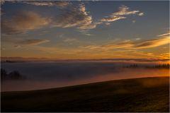 Sundown Fog