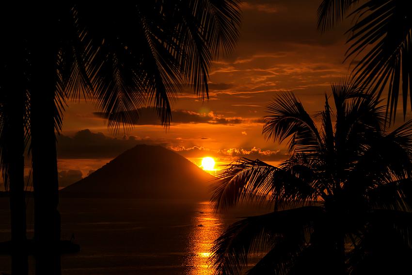 sundown in wori