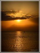 Sundown near Rovinj